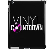 Vinyl Countdown iPad Case/Skin