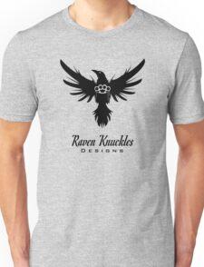 Raven Knuckles Unisex T-Shirt