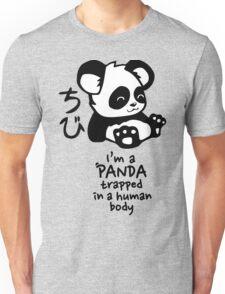 I'm a cute little panda Unisex T-Shirt