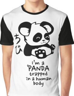 I'm a cute little panda Graphic T-Shirt