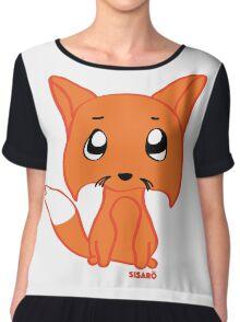Foxy Chiffon Top