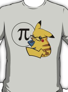 Pi-kachu v2.0(with shadows and glasses with lenses) T-Shirt
