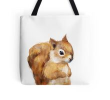 Little Squirrel Tote Bag