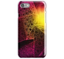 Geometric Mystery iPhone Case/Skin