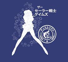 The Senshi Games: Mercury ALT version Unisex T-Shirt