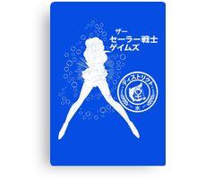 The Senshi Games: Mercury ALT version Canvas Print