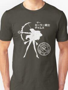 The Senshi Games: Mars ALT version Unisex T-Shirt