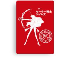 The Senshi Games: Mars ALT version Canvas Print