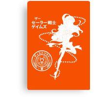 The Senshi Games: Venus ALT version Canvas Print