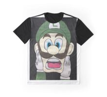 Luigi's Mansion Graphic T-Shirt