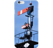 Signal iPhone Case/Skin