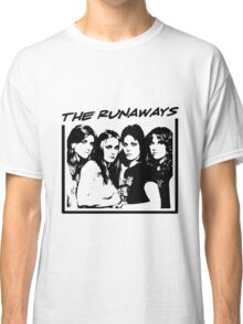 The Runaways Classic T-Shirt
