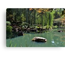 My Quiet Place Canvas Print