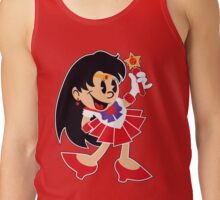 Kawaii Mars Tank Top