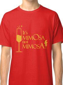 Wingardium MimOsa - Scarlet/Gold Classic T-Shirt