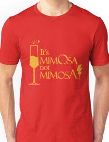 Wingardium MimOsa - Scarlet/Gold Unisex T-Shirt