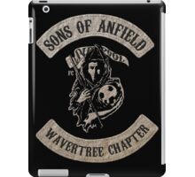 Sons of Anfield - Wavertree Chapter iPad Case/Skin