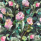 Wild Rose Pallet by Robin Pushe'e