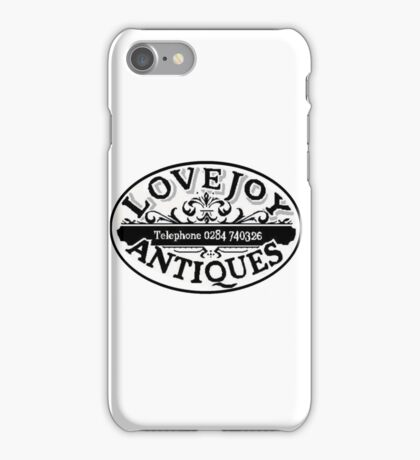 Lovejoy Antiques,  Inspired TV ....... iPhone Case/Skin