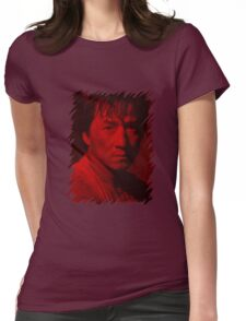 Jackie Chan - Celebrity Womens Fitted T-Shirt