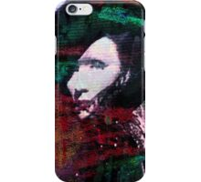 Marlene. Looking at You. iPhone Case/Skin