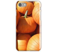Pumpkins for Halloween iPhone Case/Skin