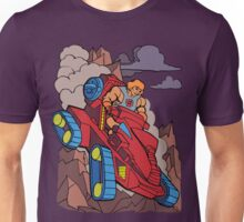 Attack the Track Unisex T-Shirt