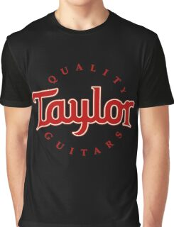 TAYLOR GUITARs CALSSIC Graphic T-Shirt