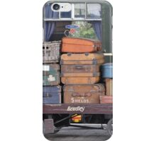 All Aboard iPhone Case/Skin