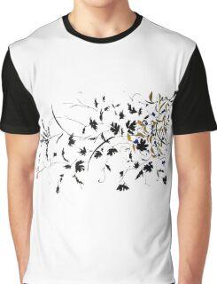 Autumn Description Graphic T-Shirt