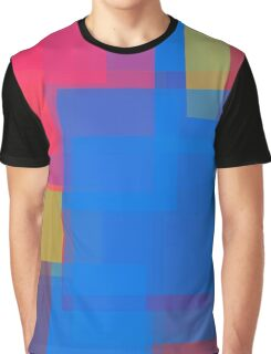 YANKEE SQUARE COMPOSITION Graphic T-Shirt