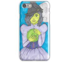 Something Wicked this Way Comes iPhone Case/Skin