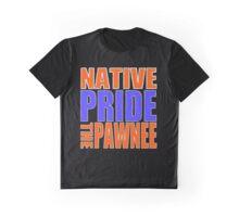 THE PAWNEE Graphic T-Shirt