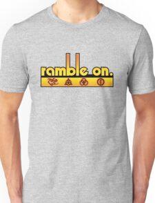 Ramble On Unisex T-Shirt