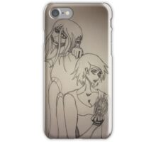 Queen of the Board iPhone Case/Skin