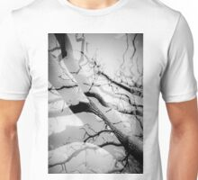 Tree Division in Mono Unisex T-Shirt