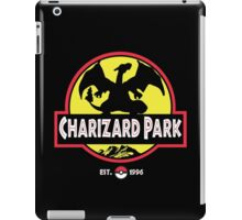 Charizard Park iPad Case/Skin