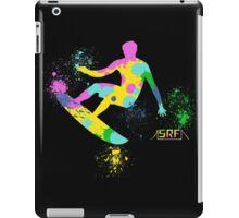 Festive surfer iPad Case/Skin