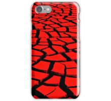 Dried Up Earth iPhone Case/Skin