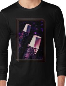 Buckethead - Black Long Sleeve T-Shirt