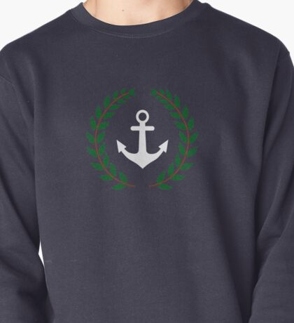 Pablo Escobar anchor sweater Pullover