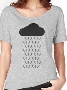 Programmer Rain Women's Relaxed Fit T-Shirt