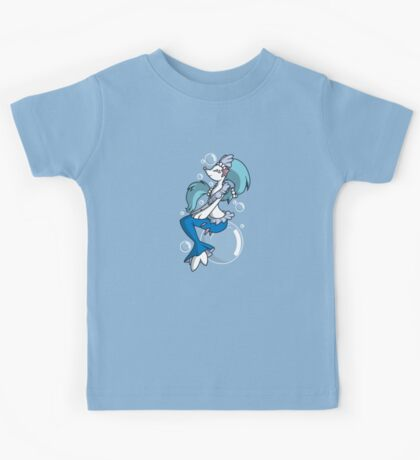 Primarina: The Majestic Water Mermaid Kids Tee