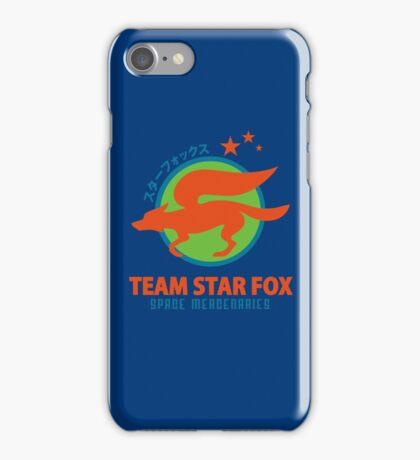 Space Mercenaries iPhone Case/Skin