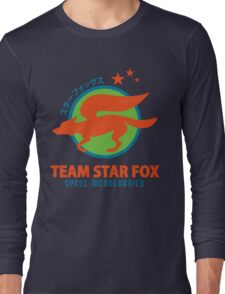 Space Mercenaries Long Sleeve T-Shirt