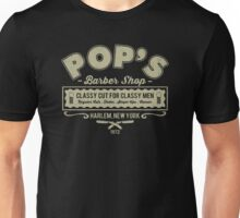 Harlem's Barber Shop Unisex T-Shirt