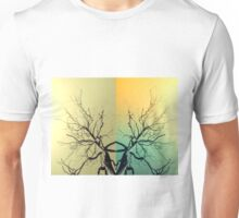 Unknown Ghost of the Forest Unisex T-Shirt