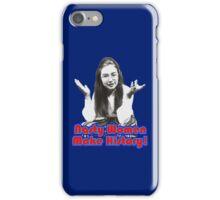Nasty Women Make History 2.0 iPhone Case/Skin