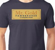 Mr Gold's Pawn Shop Unisex T-Shirt
