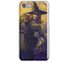 Modern Witches  iPhone Case/Skin
